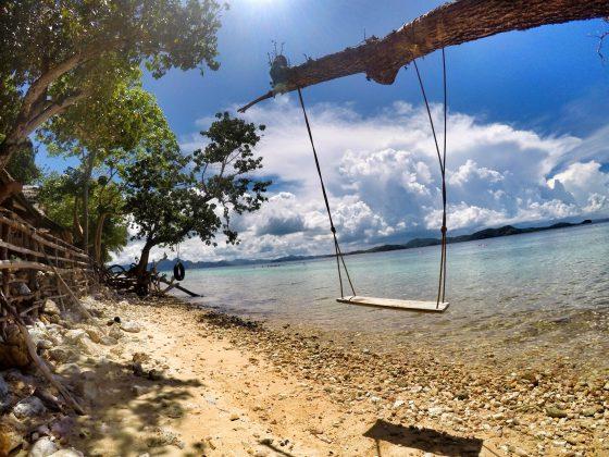 コロン島プライベートツアー Banana Island