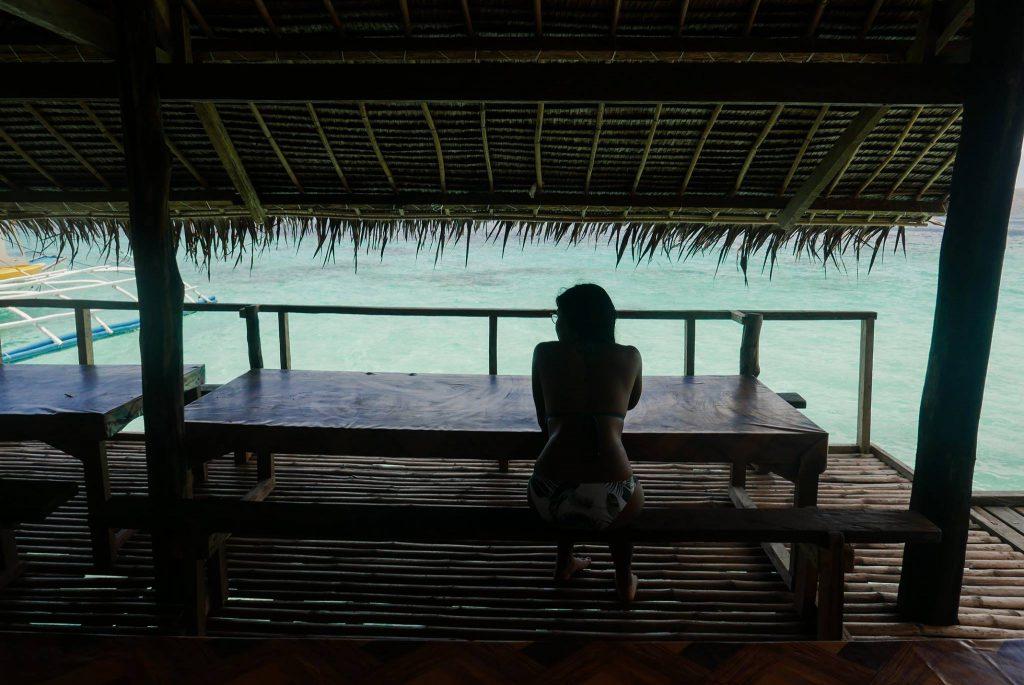 フィリピン・コロン島アクティビティ(ランチはビーチ91にて)