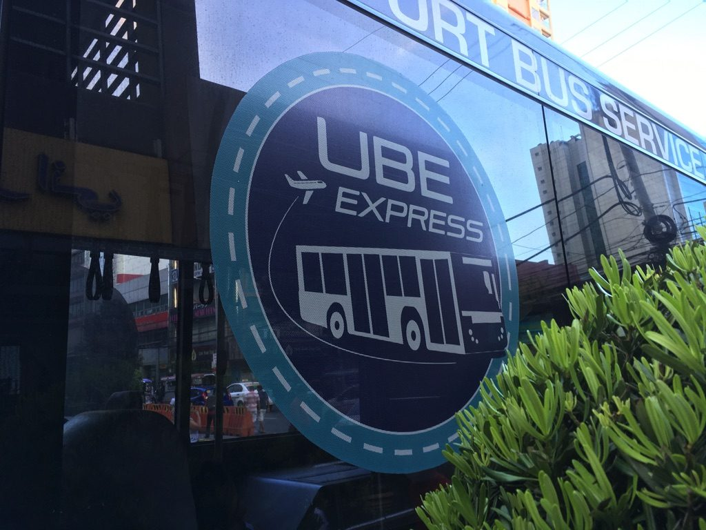 UBE Express bus