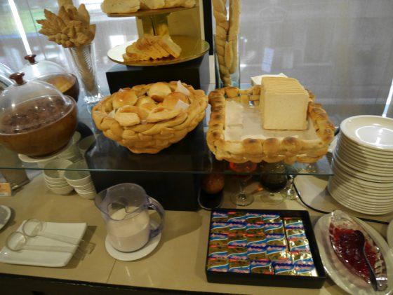 パールガーデンホテル マニラ 2Fレストラン 朝食ビュッフェ デリカ