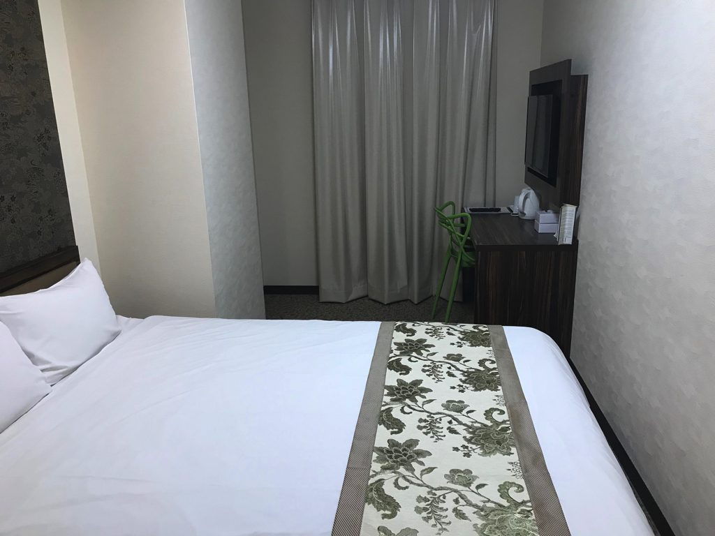 かりゆしLCHホテル 客室ベッド