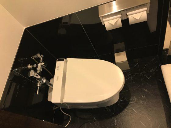 かりゆしLCHホテル シャワー室トイレ(ウォシュレット付き)