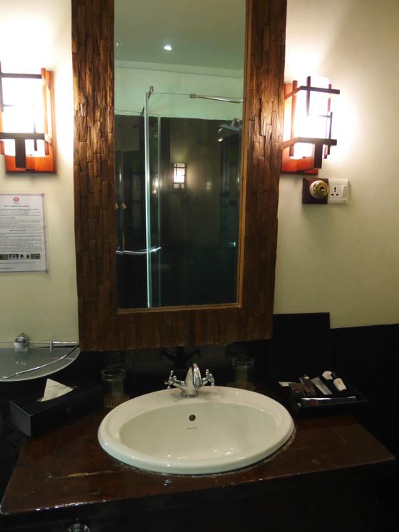 ホテル・ペナガのバスルーム 4