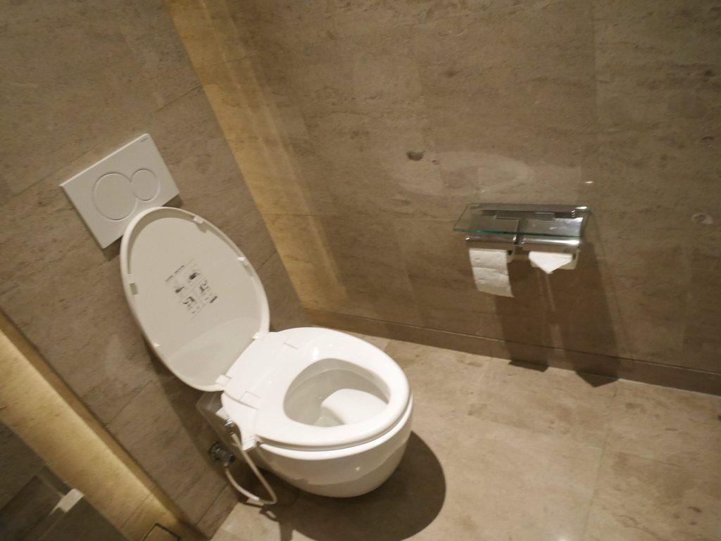 ソフィテル・クアラルンプール・ダマンサラ(綺麗なトイレ)