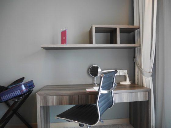 ラマダ スイーツ クアラルンプールの客室2