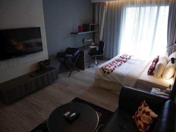 ラマダ スイーツ クアラルンプールの客室6