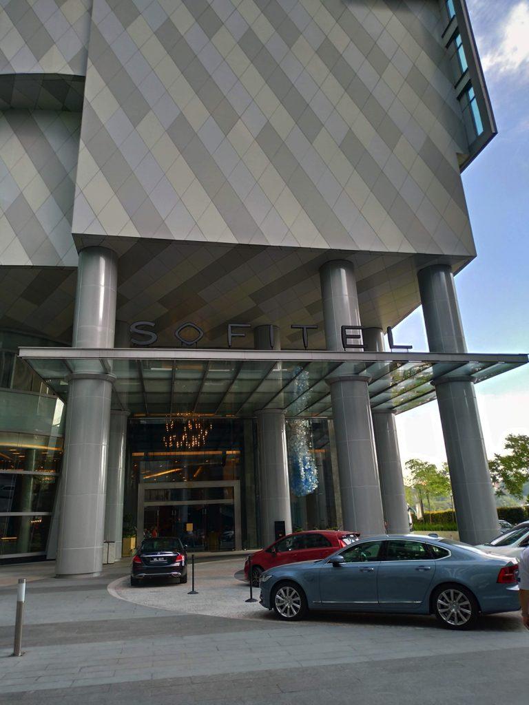 ソフィテル・クアラルンプール・ダマンサラ(ビルの外観)