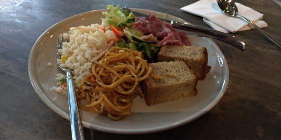 ラマダ スイーツ クアラルンプールの朝食3