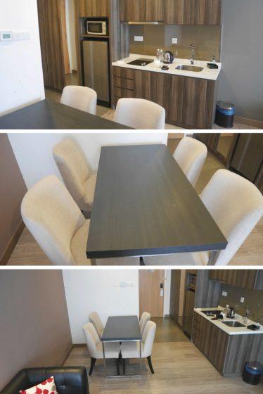 ラマダ スイーツ クアラルンプールの客室8