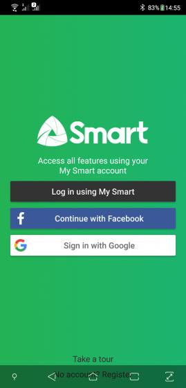 フィリピン Smart(スマート) プリペイドSIMカードの使い方(実はMy Smartというアプリがある)