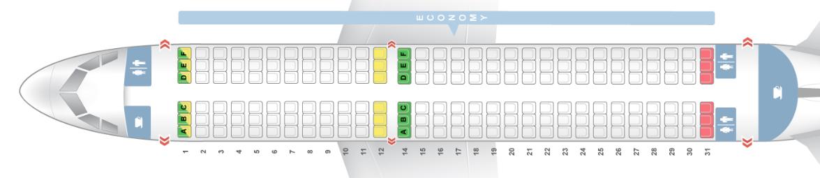 セブパシフィック航空 エアバス320