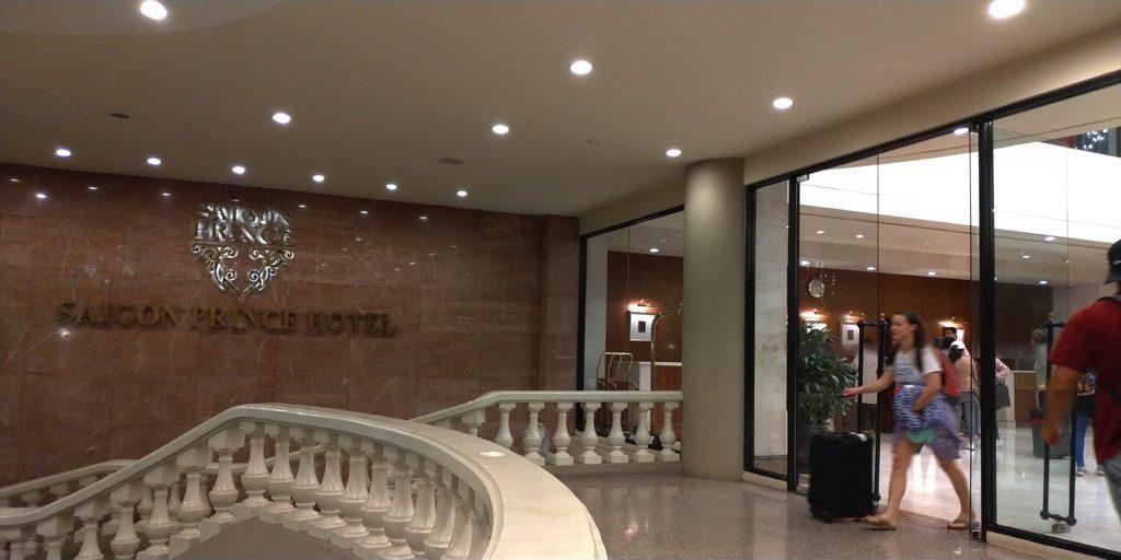 ホーチミン市内ホテル