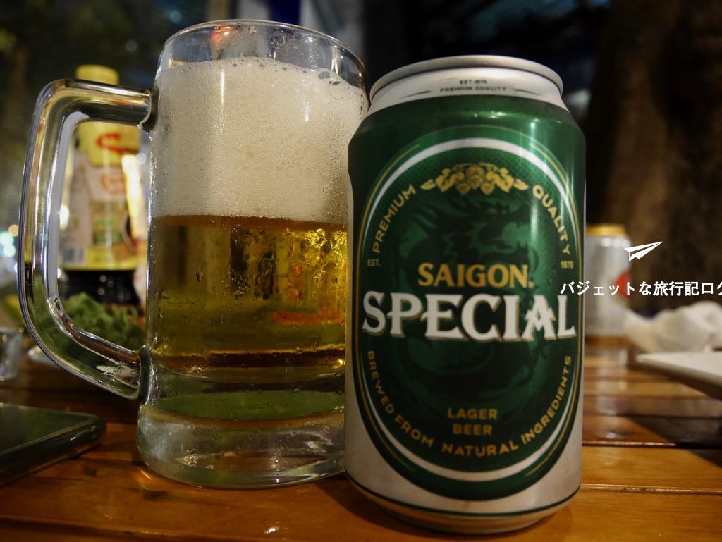 ベトナムビール サイゴン・スペシャル(Saigon Special)