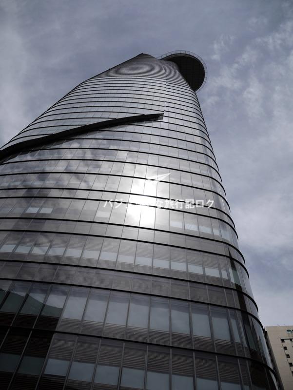 ホーチミンが誇るビテクスコ・フィナンシャルタワー。サイゴンスカイデッキ(外観の不思議な形)