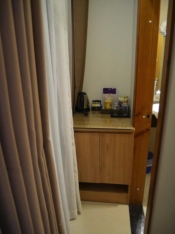 マイヴィラ・ホテル・エアポート客室・ドリンク類