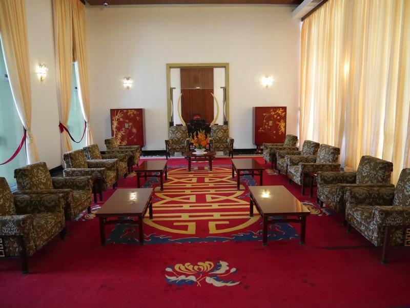統一会堂 会議室