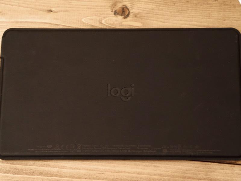ロジクール/Logicool Keys-To-Go/iK1042BKA(裏面は「logi」刻印)