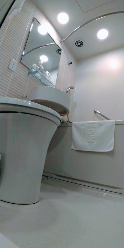 西鉄リゾートイン那覇 トイレ