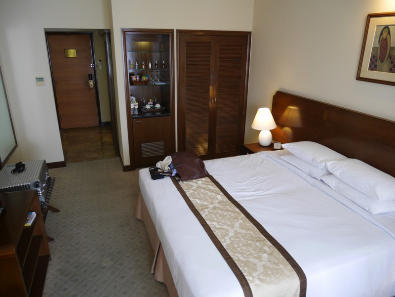 ノーフォークホテルの客室