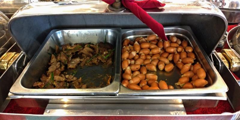 ビクトリーホテルサイゴン朝食
