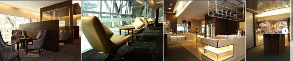 空港ラウンジを有料で利用できるラウンジバディ(シドニー国際空港スカイチームラウンジ)
