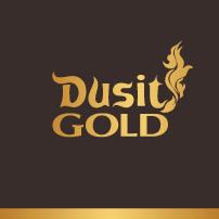 デュシット・ゴールドのロゴ(デュシット)