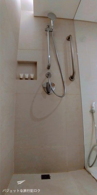デュシタニマニラ シャワールーム(バスルーム)