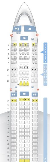 フィリピン航空 Airbus A330-300
