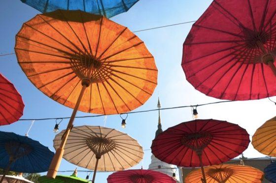 タイ・チェンマイをイメージ