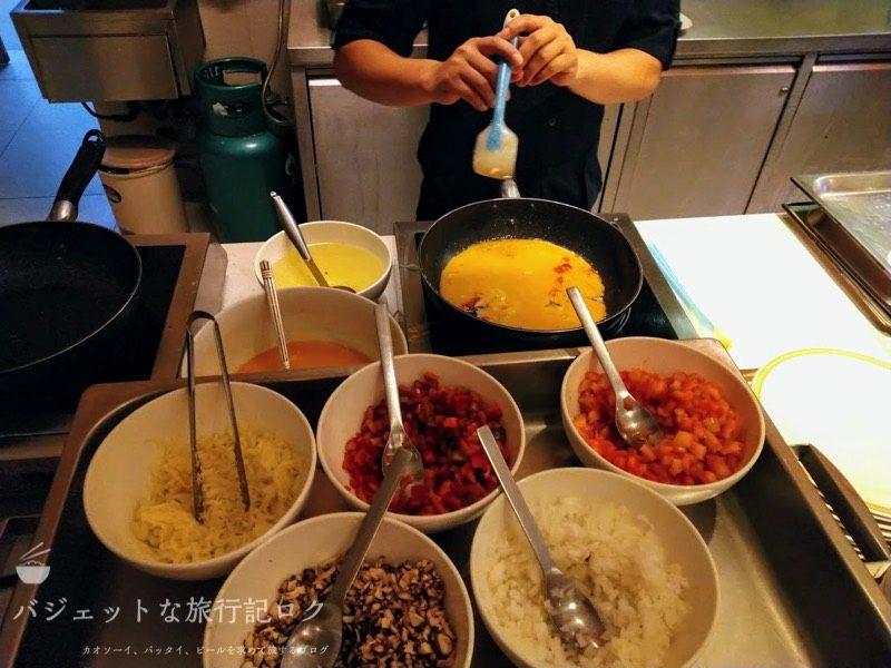 卵料理の手作り