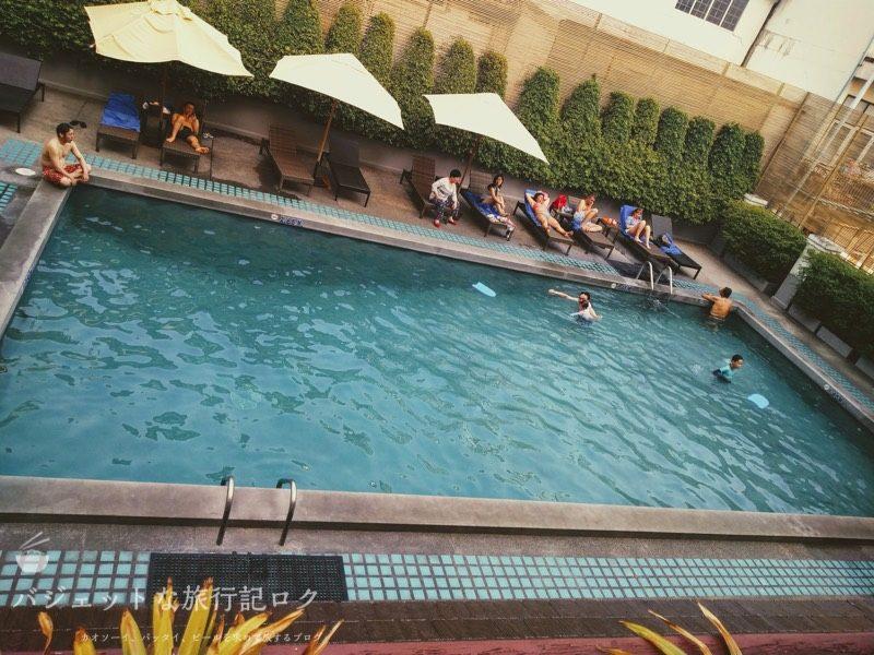 デュシット・プリンセス・チェンマイのプール