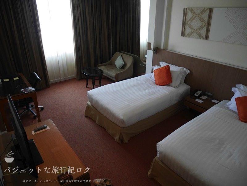 デュシット・プリンセス・チェンマイの客室