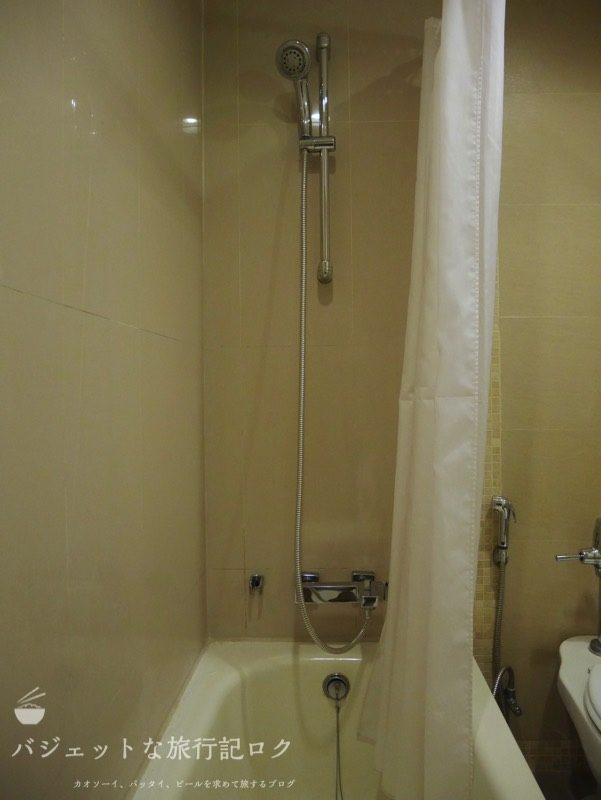 デュシット・プリンセス・チェンマイのシャワールーム(シャワー)