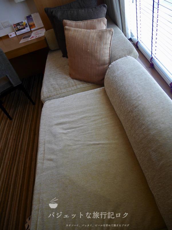 デュシットD2チェンマイ客室(ソファ)