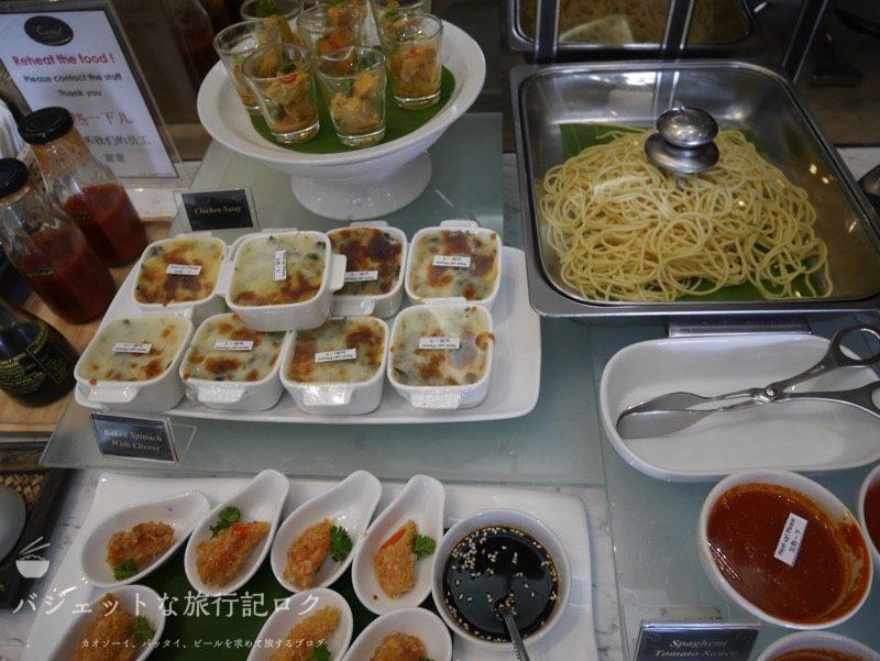 チェンマイ国際空港コーラル・エグゼクティブ・ラウンジの軽食(プライオリティパスで楽しめちゃう)