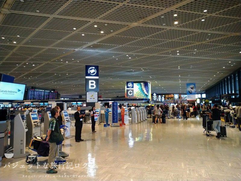 成田空港第1ターミナル北ウィング