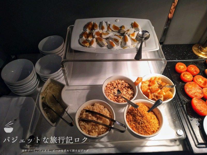 ベトナム・ホーチミンシティ1区のサイゴンプリンスホテル(朝食ビュッフェ)