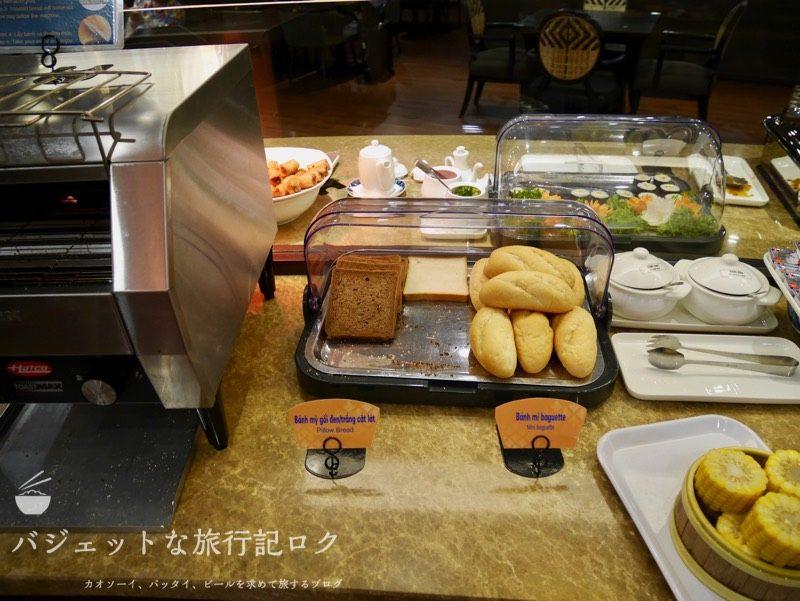 ハノイ・ノイバイ国際空港ソン・ホン・プレミアム・ラウンジ(ダイニング・軽食)