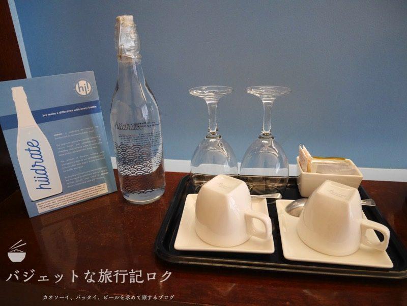 ザ・ピカソ・ブティック・サービスド・レジデンシズ - The Picasso Boutique Serviced Residence(客室の無料ドリンクは瓶タイプ)