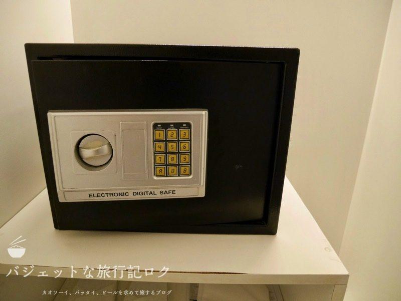 ザ・ピカソ・ブティック・サービスド・レジデンシズ - The Picasso Boutique Serviced Residence(客室にあるセイフティー・ボックス)