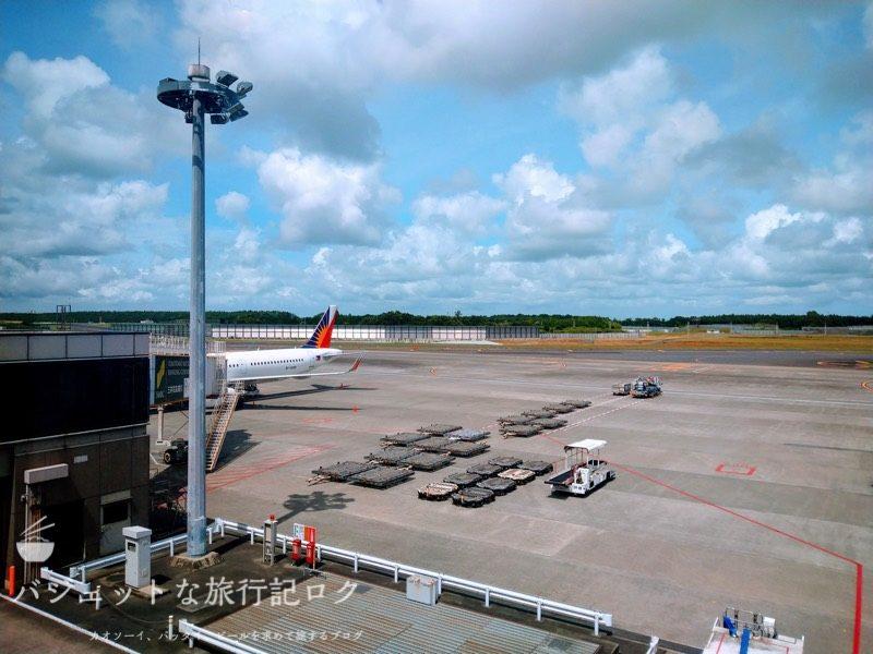 成田空港第2ターミナル・フィリピン航空搭乗口