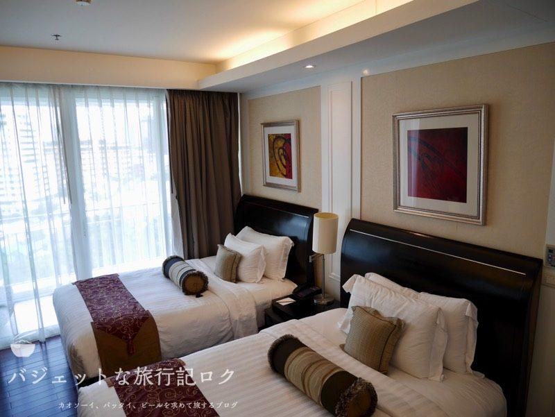 【宿泊記】デュシット・スイート・ホテル・ラチャダムリ・バンコク()