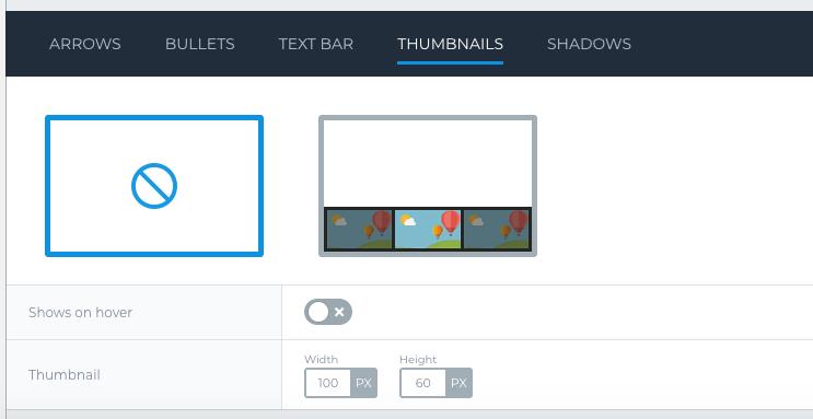 ワードプレス - Cocoonテーマ環境で使えるスライドショープラグイン「Smart Slider3」(サムネイル表示設定)