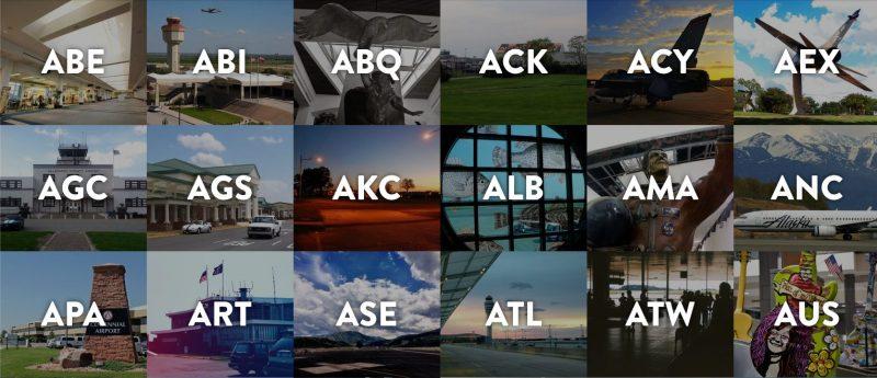 秀逸なマイル計算サイト・ツール・計算機「Where to Credit」(空港コードの話)