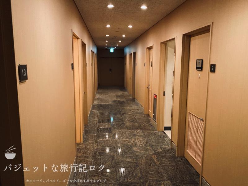成田空港ユナイテッド航空・ユナイテッドクラブ・ラウンジ(ANAラウンジよりシャワーがたくさんあります)