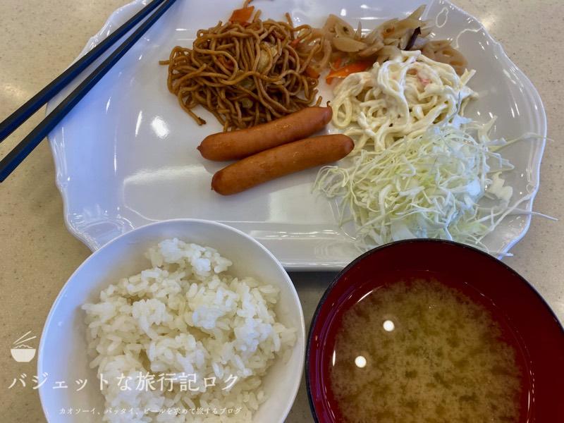 東横イン成田空港新館の宿泊記(ちょっとセレクションの悪い朝食)