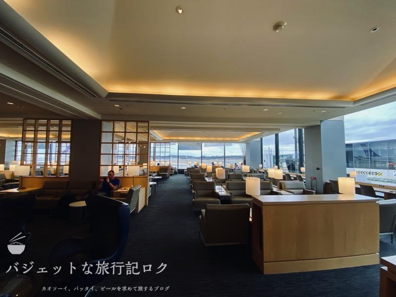 成田空港ユナイテッド航空・ユナイテッドクラブ・ラウンジ