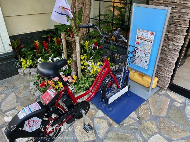 かりゆしLCH泉崎 宿泊記(レンタルバイク)