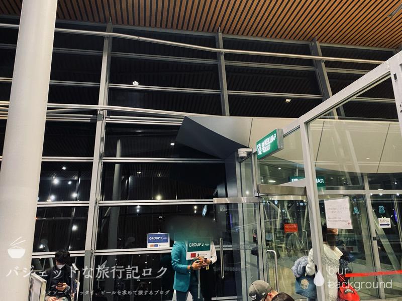 JAL国際線プレミアムエコノミー搭乗記(プレエコだけど優先搭乗があった)