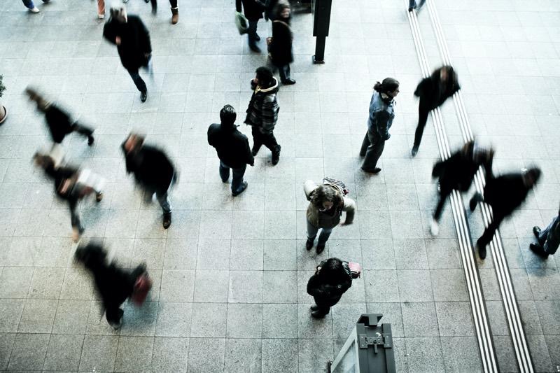 普段の何気ない通勤は生活代謝の源になっている